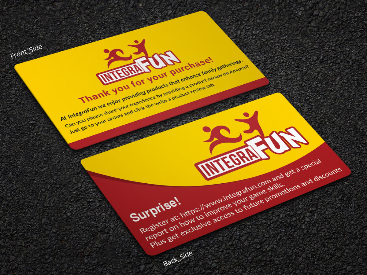 Create 2 different business card design within 24 hour by ananda93 reheart Image collections