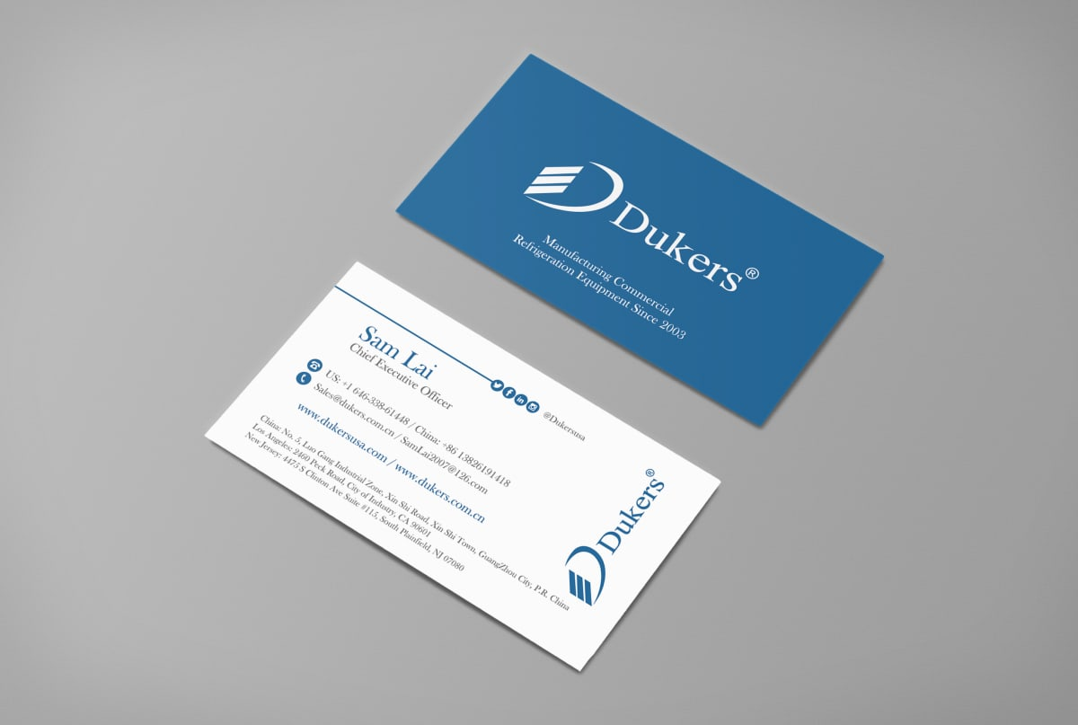 Minimal business card design fiverr reheart Image collections
