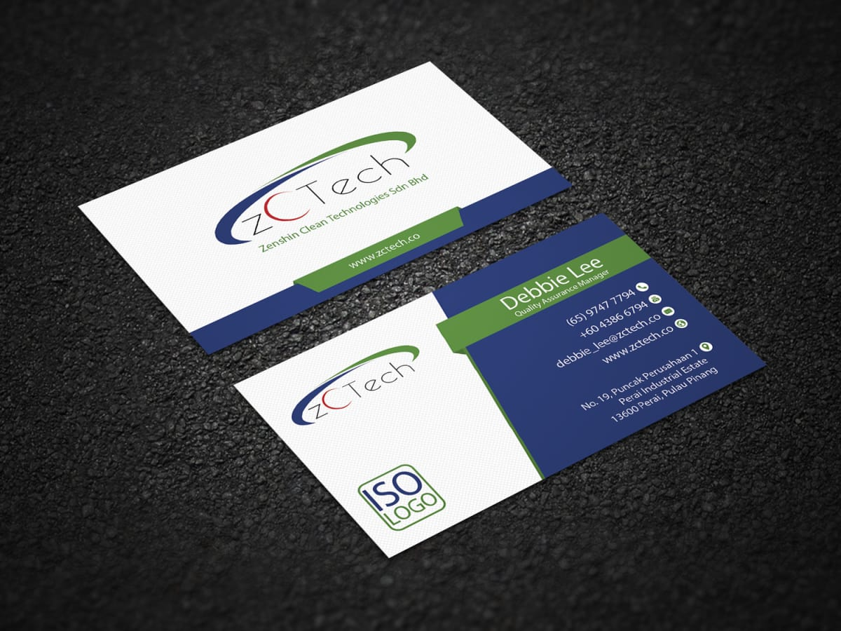 Do professional business card design by miditacia reheart Images