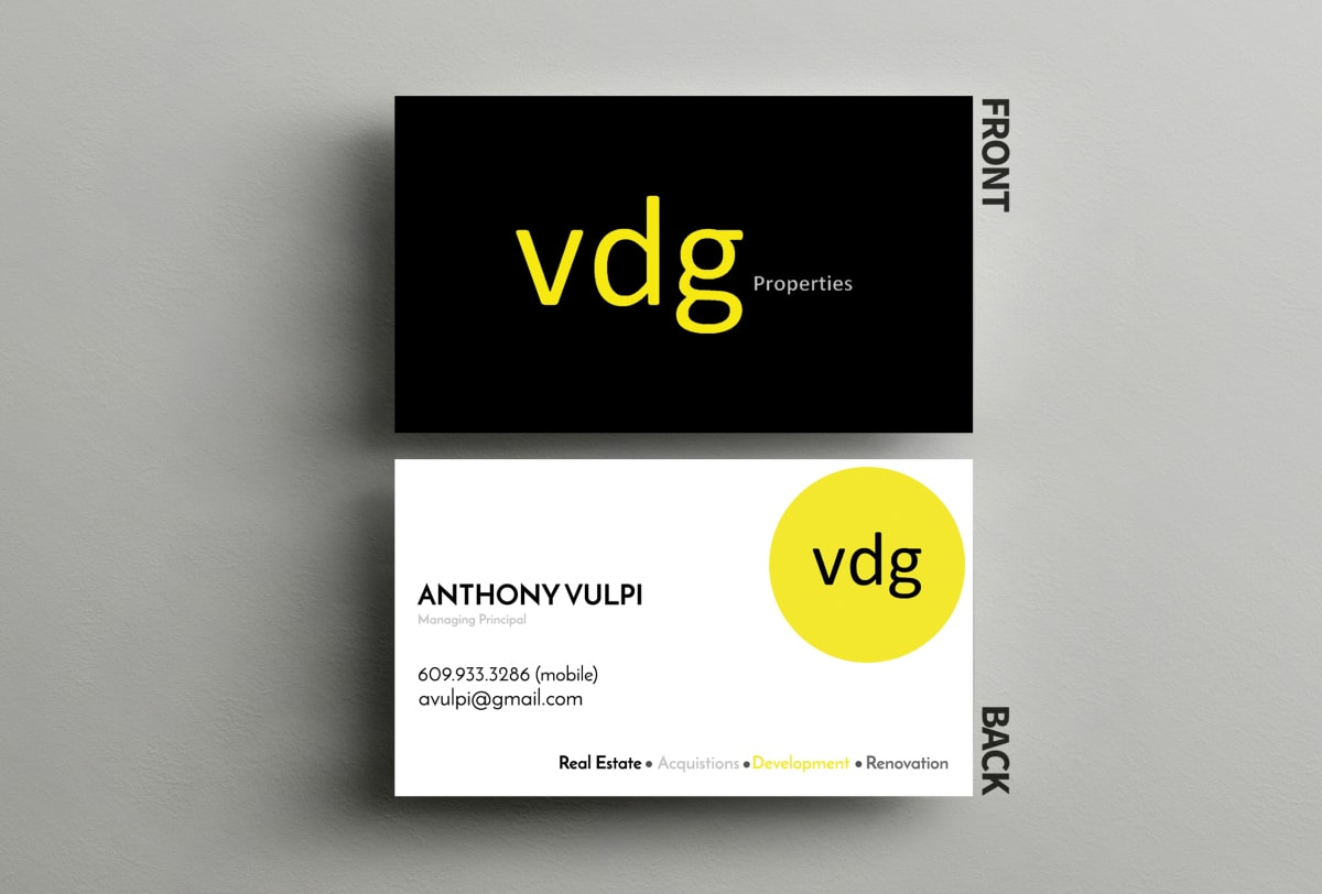 Design amazing business card for you by sneh colourmoves