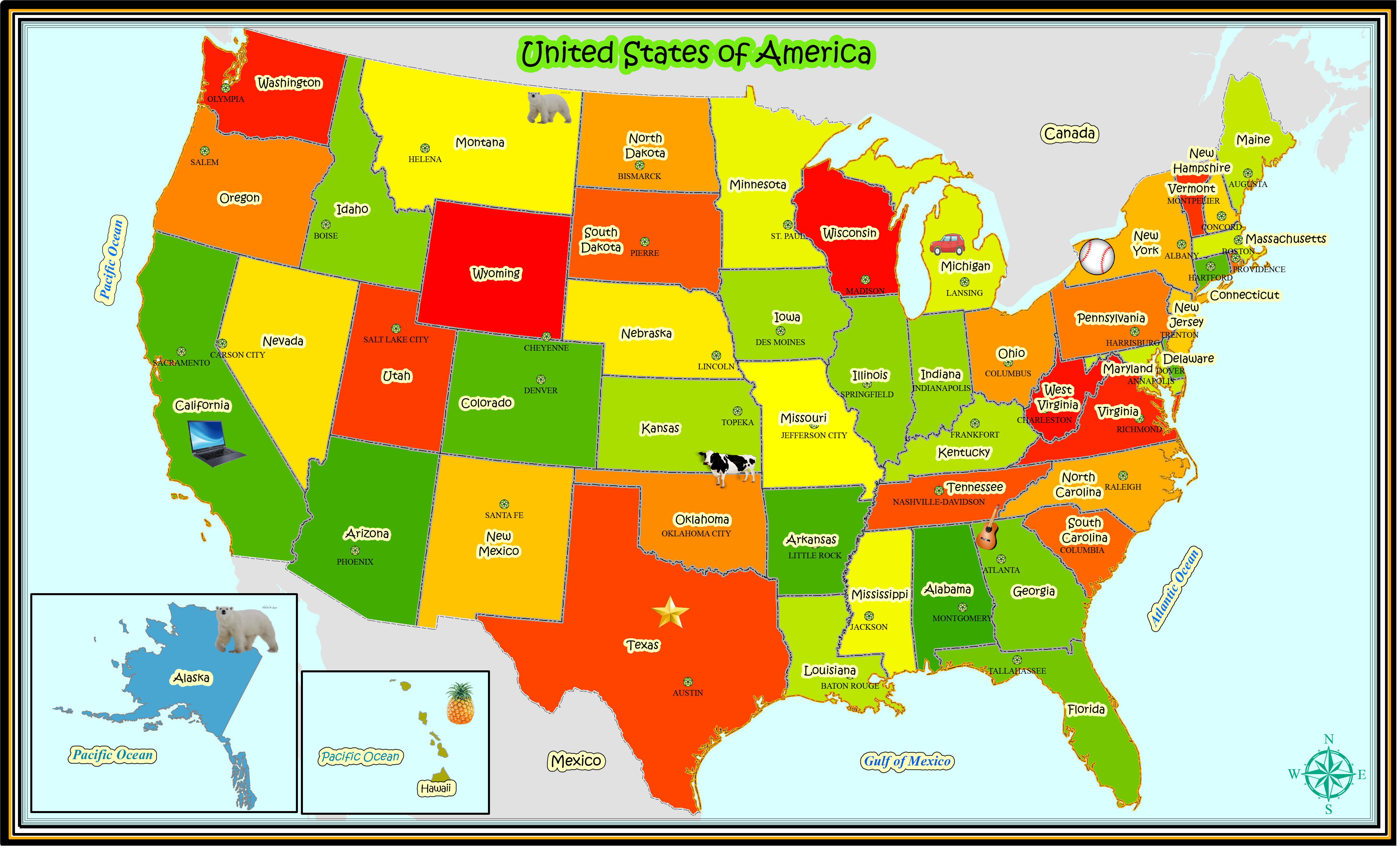 Or State Map.Draw Any Kind Of Usa County Or State Map By Agoldar