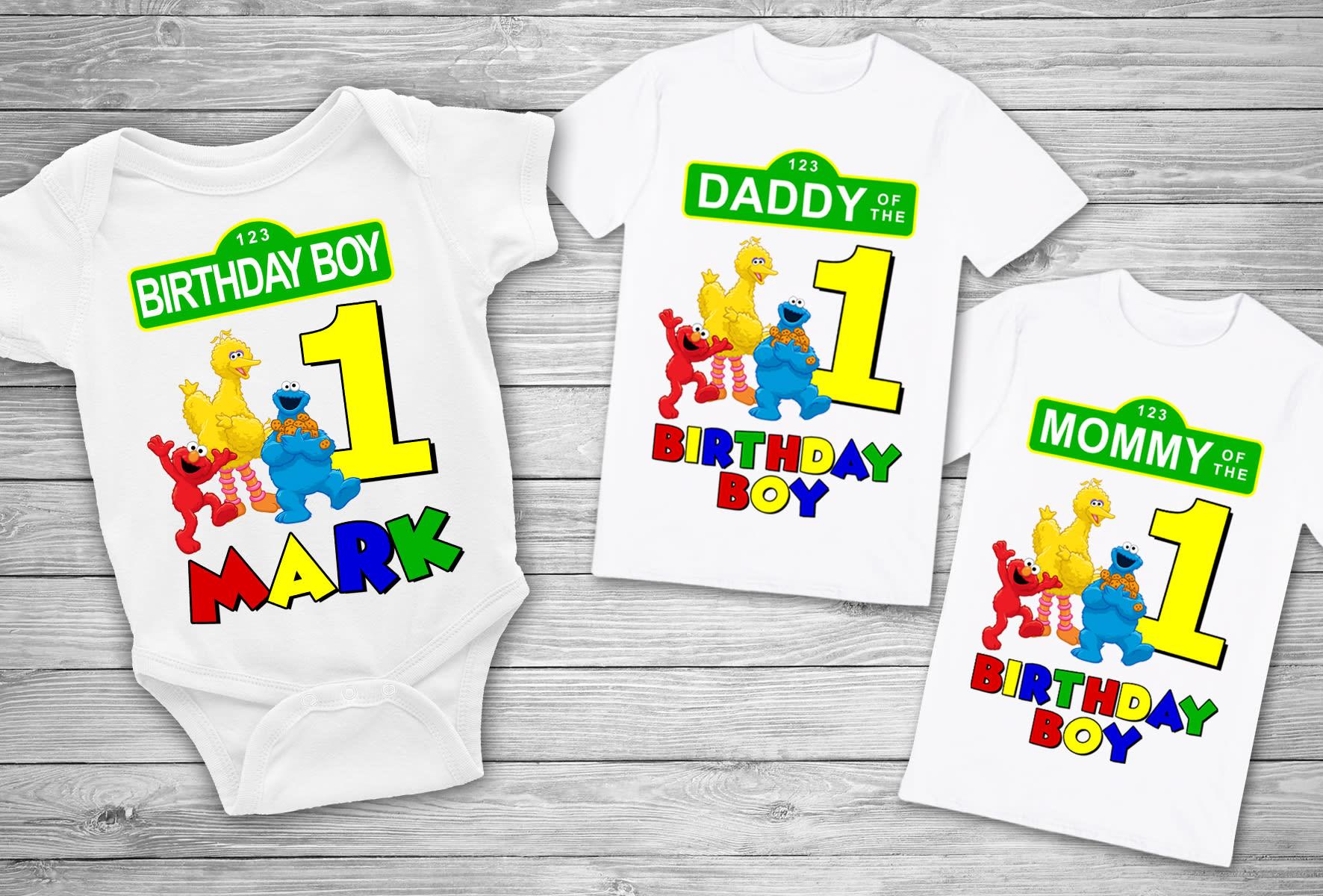 Create The Cutest Birthday Shirt By Joannagerzon