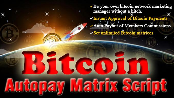 bitcoin matrix script