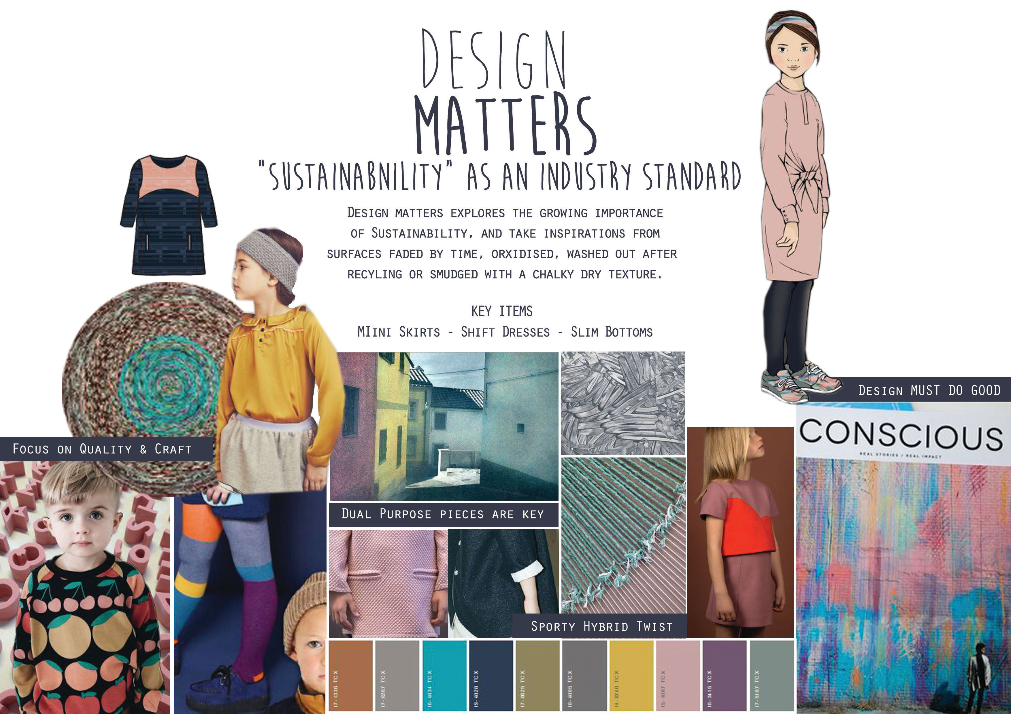 Design An Inspirational Mood Board To Showcase Your Idea By Artbeat