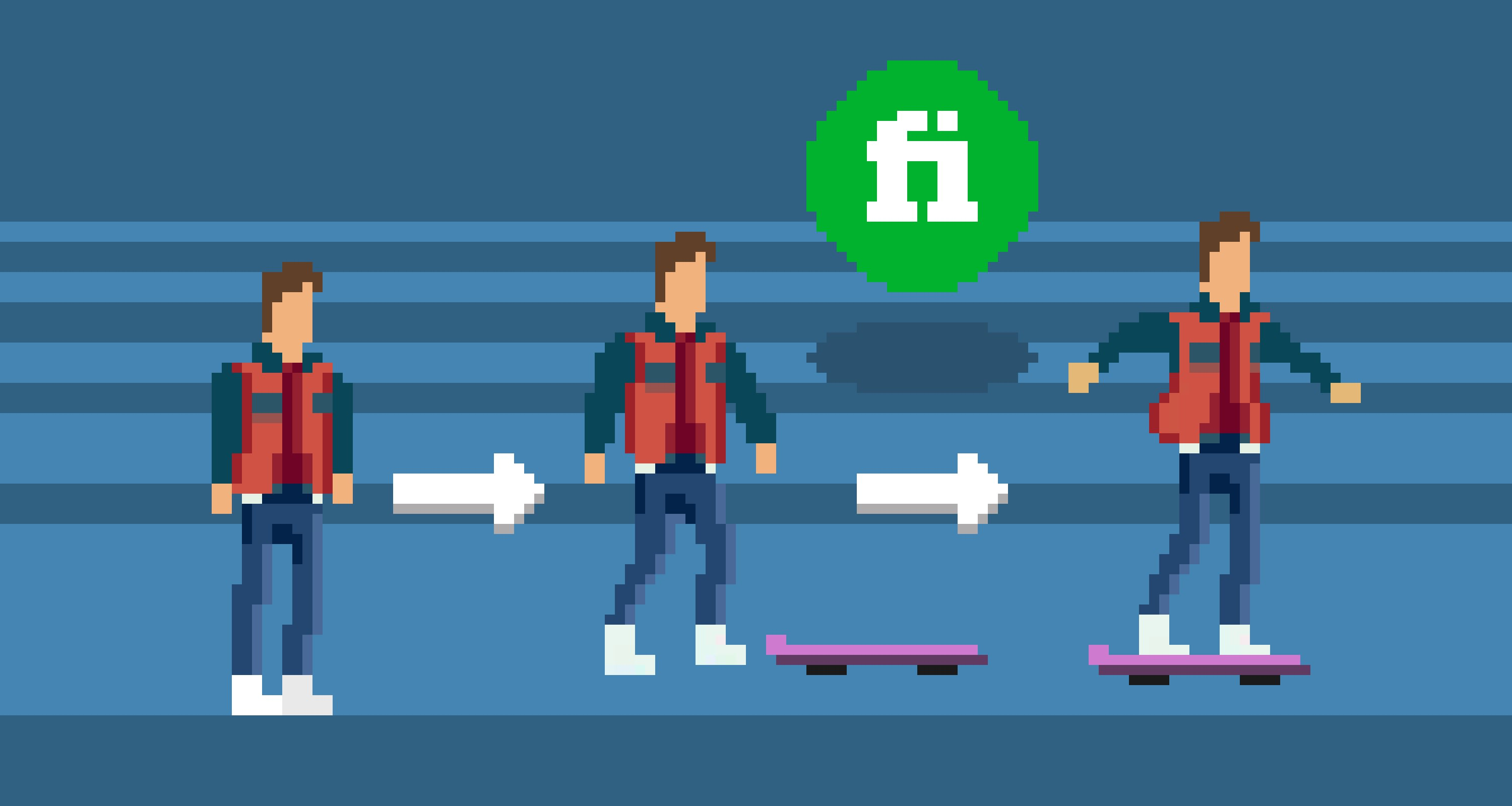 Awesome Pixel Art Animation @KoolGadgetz.com