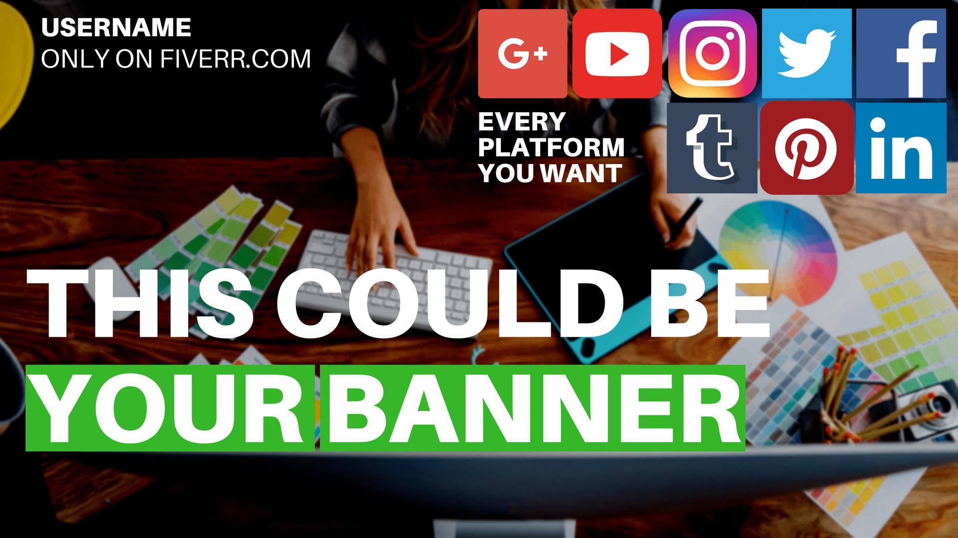 Fiverr Learn Banner