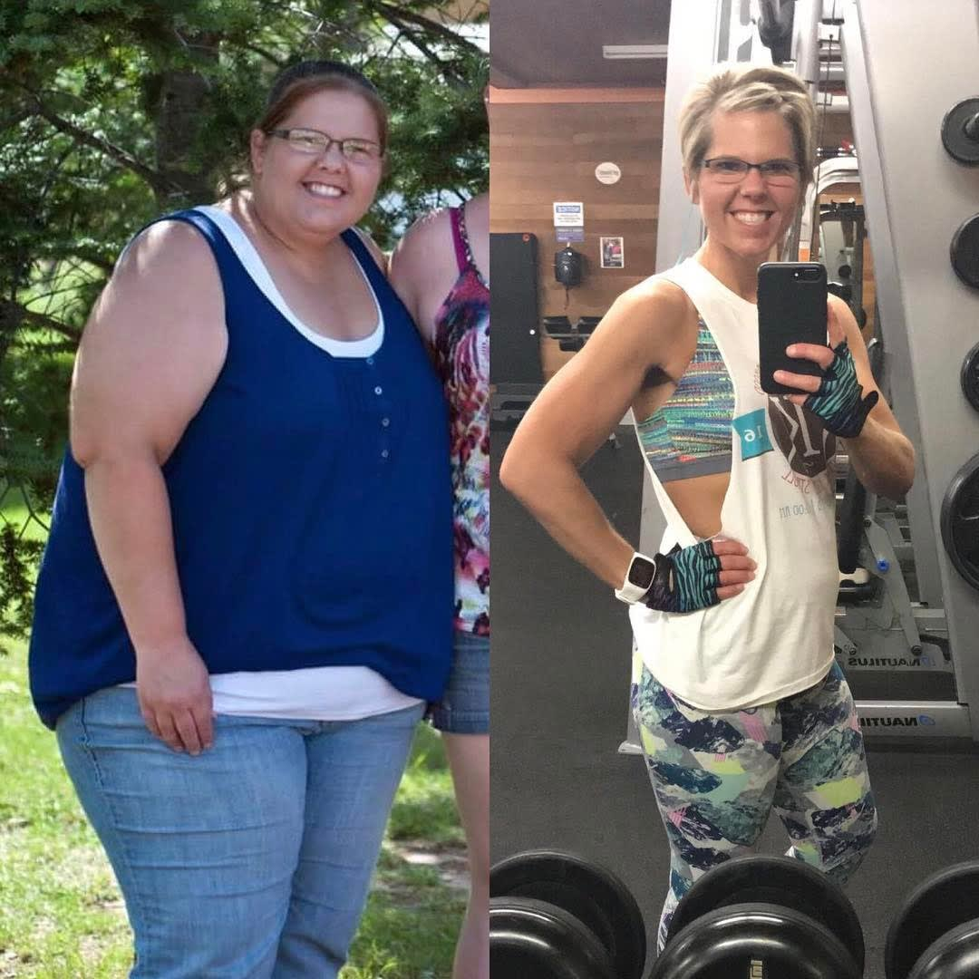 Before and after weight loss images by Narimanbox   Fiverr