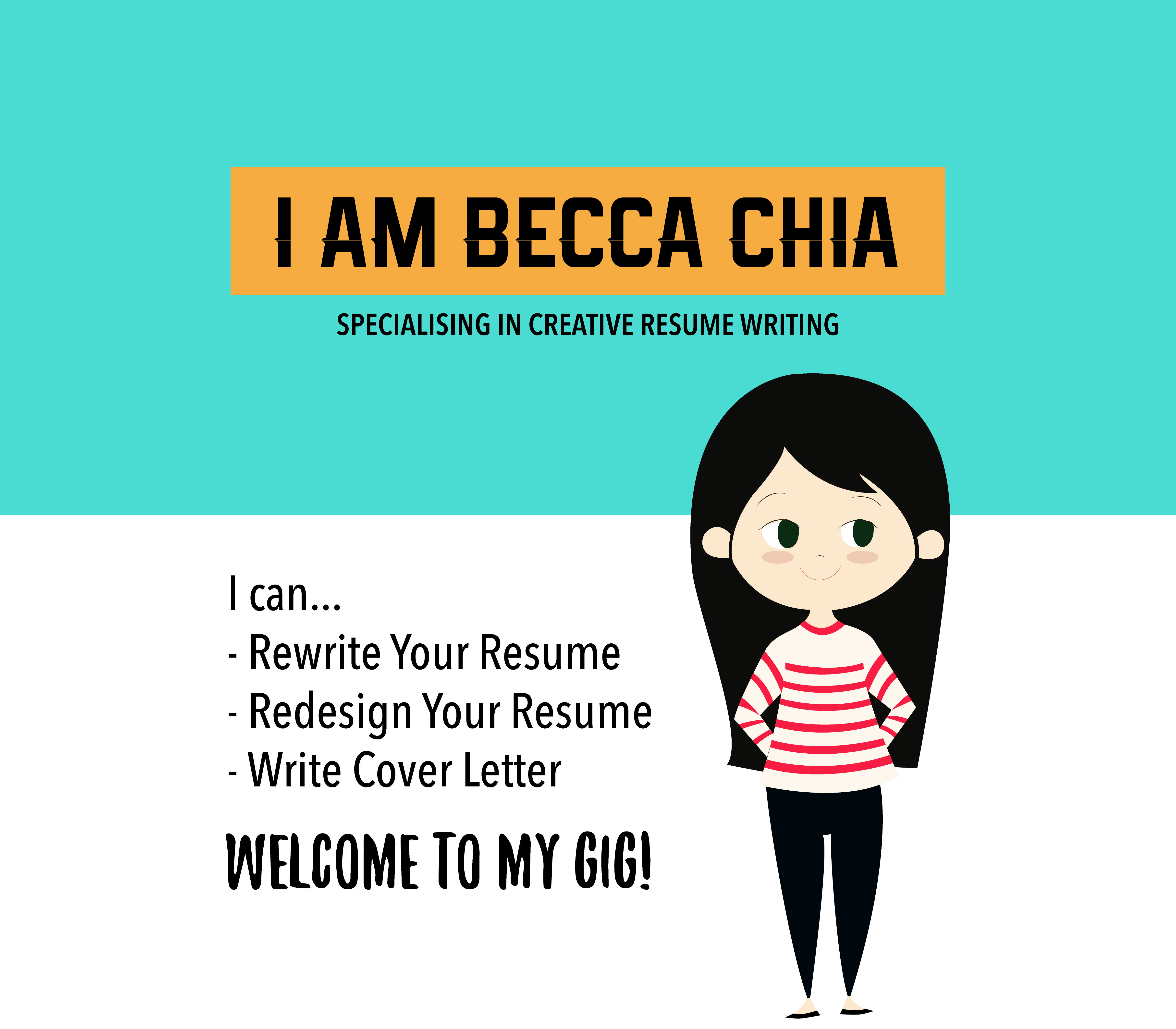 Write The Introduction You Need For Your Website Or Resume By Beccachia