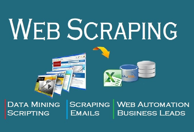 Do web scraping or data mining of any website using python by Umair107