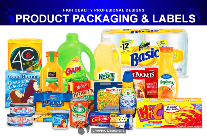Design Product Label Packaging Wrap Or Sticker By Xoxoconcepts