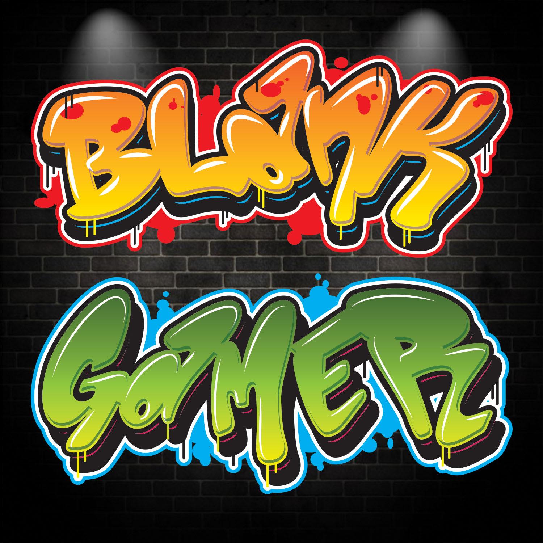 I will design a word in my graffiti style
