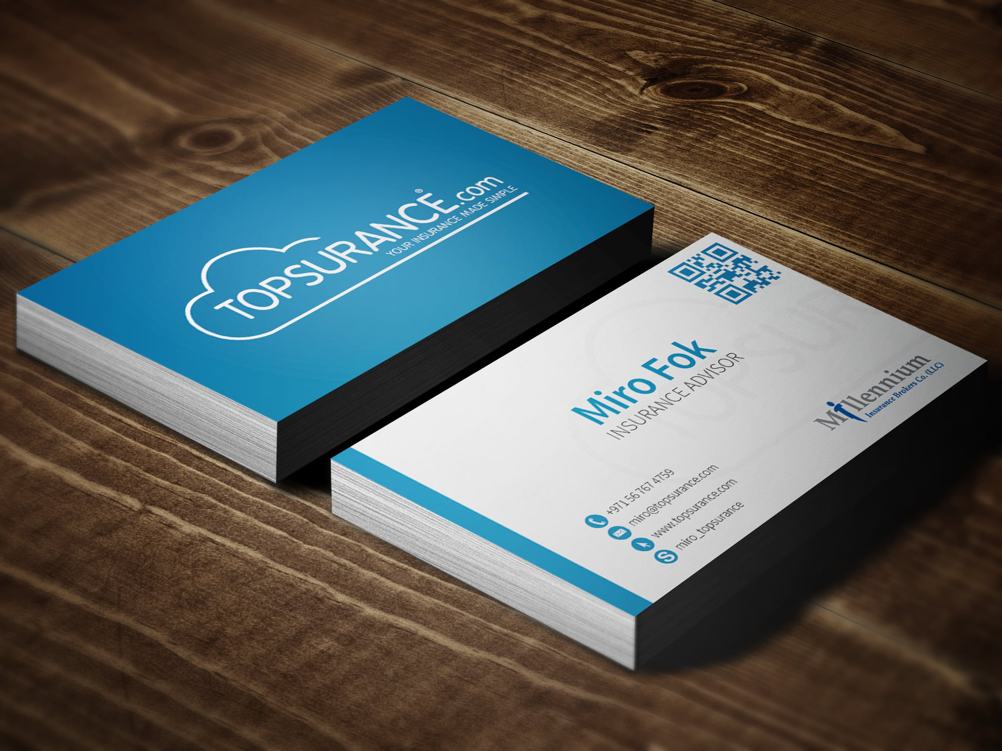 Design A Perfect Business Or Personal Card By Martincarignan
