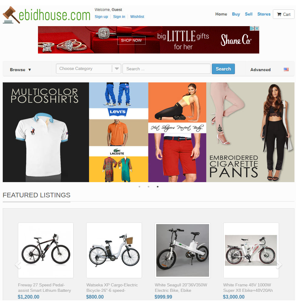 Import All Of Your Ebay Listings For Cross Promotion By Fastusaebikes