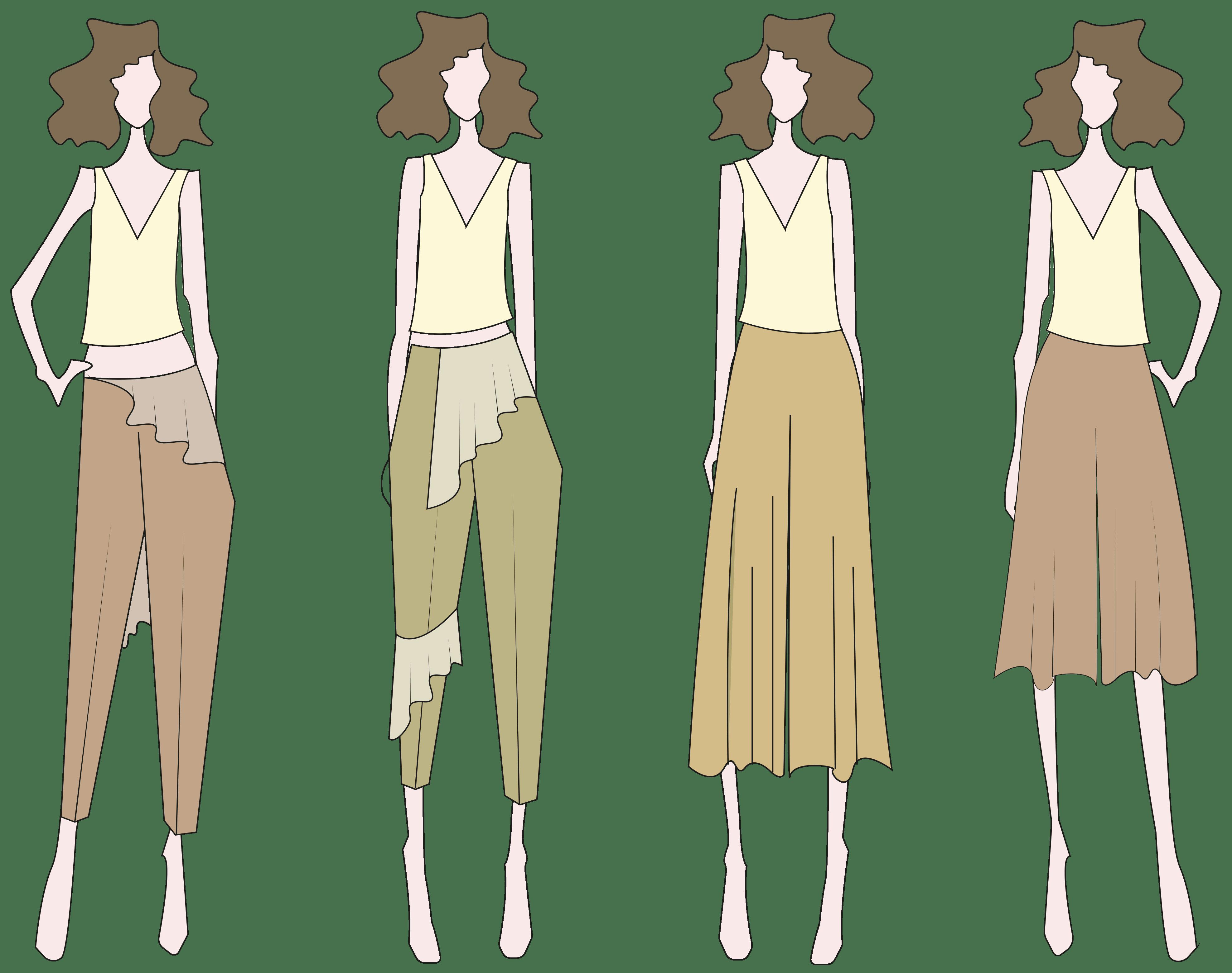 Do Online Fashion Design By Adrianadrobnik