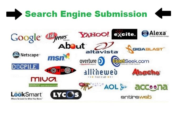 popular search engine submission