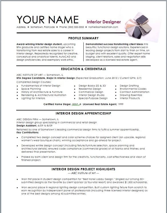 Edit and design a resume, curriculum vitae, cover letter by Sobiashabbir