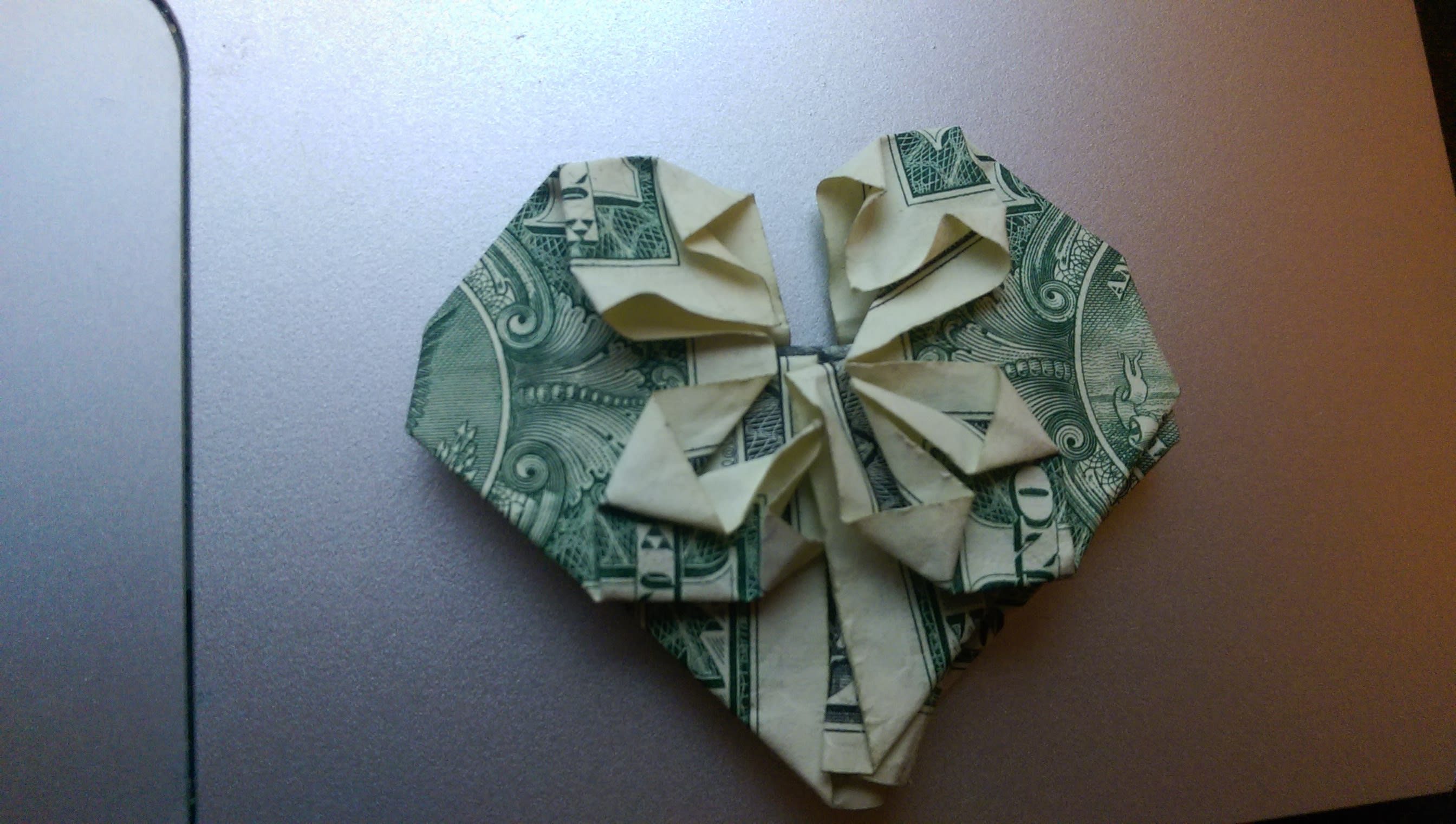 How to fold Money Origami, or Dollar-Bill Origami | 1520x2688