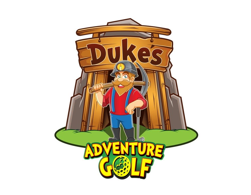 Design High Quality Character Miniature Golf Logo With Express Delivery By Delorismperez