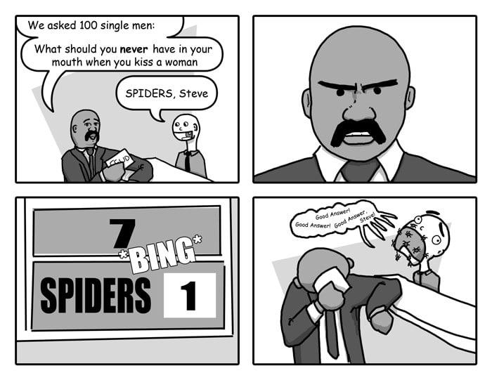 Ideas for a comic strip