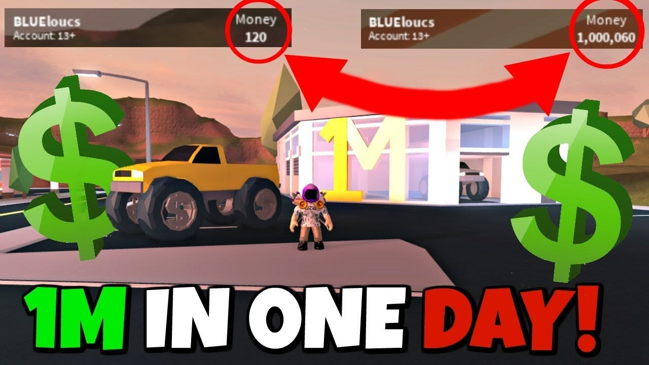 Make Money For You On Roblox Jailbreak By Aidancarter