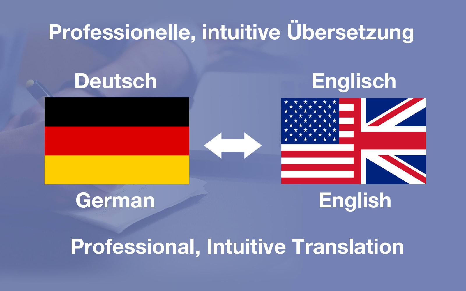 Translate german to english deutsch ins englisch übersetzen by ...