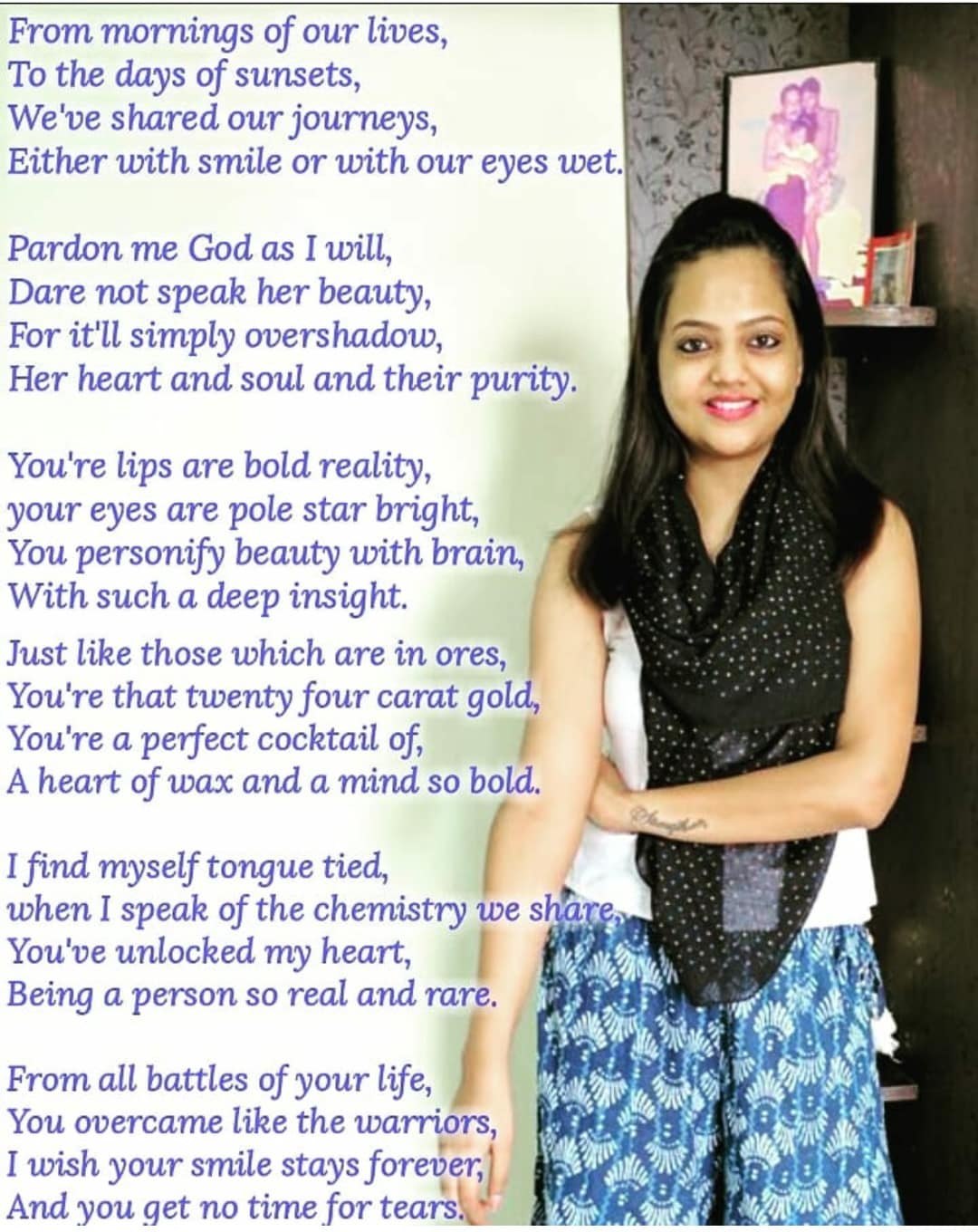 Special her your poems for Love Poems