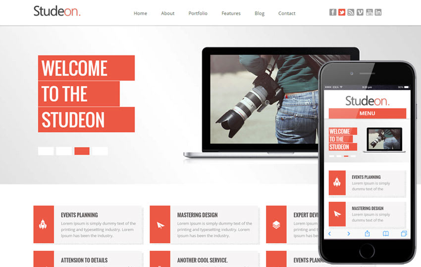 create a responsive bootstrap webpages