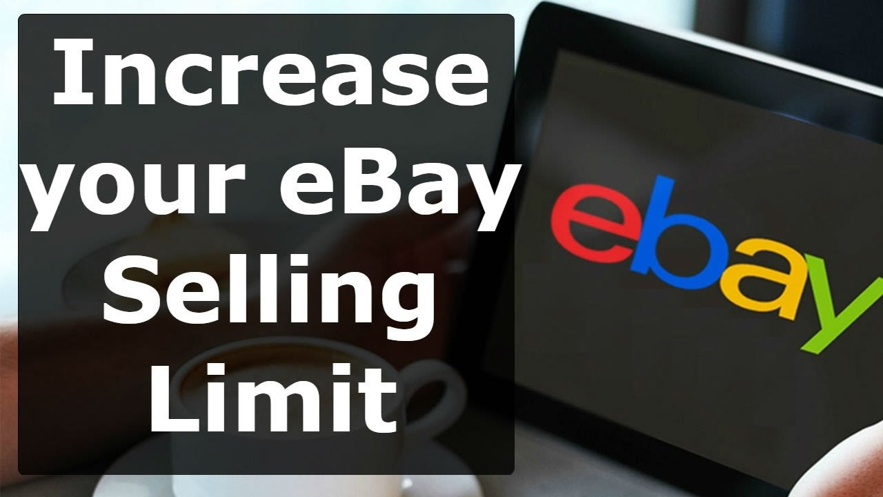 Call Ebay To Increase Your Selling Limits By Numisis