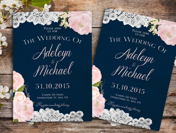 Design wedding invitations for vistaprint by Intermezzo10