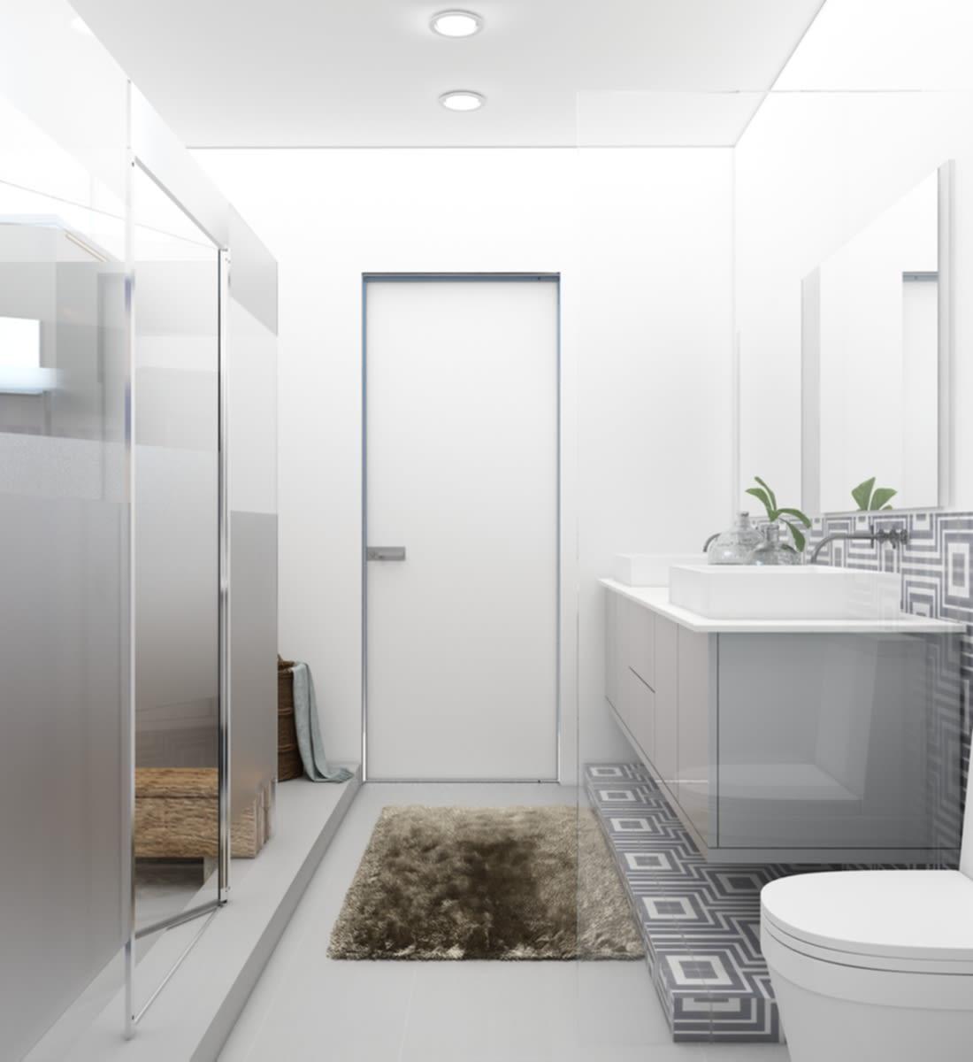 Create Your 3d Bathroom Design By Phuocha Arch