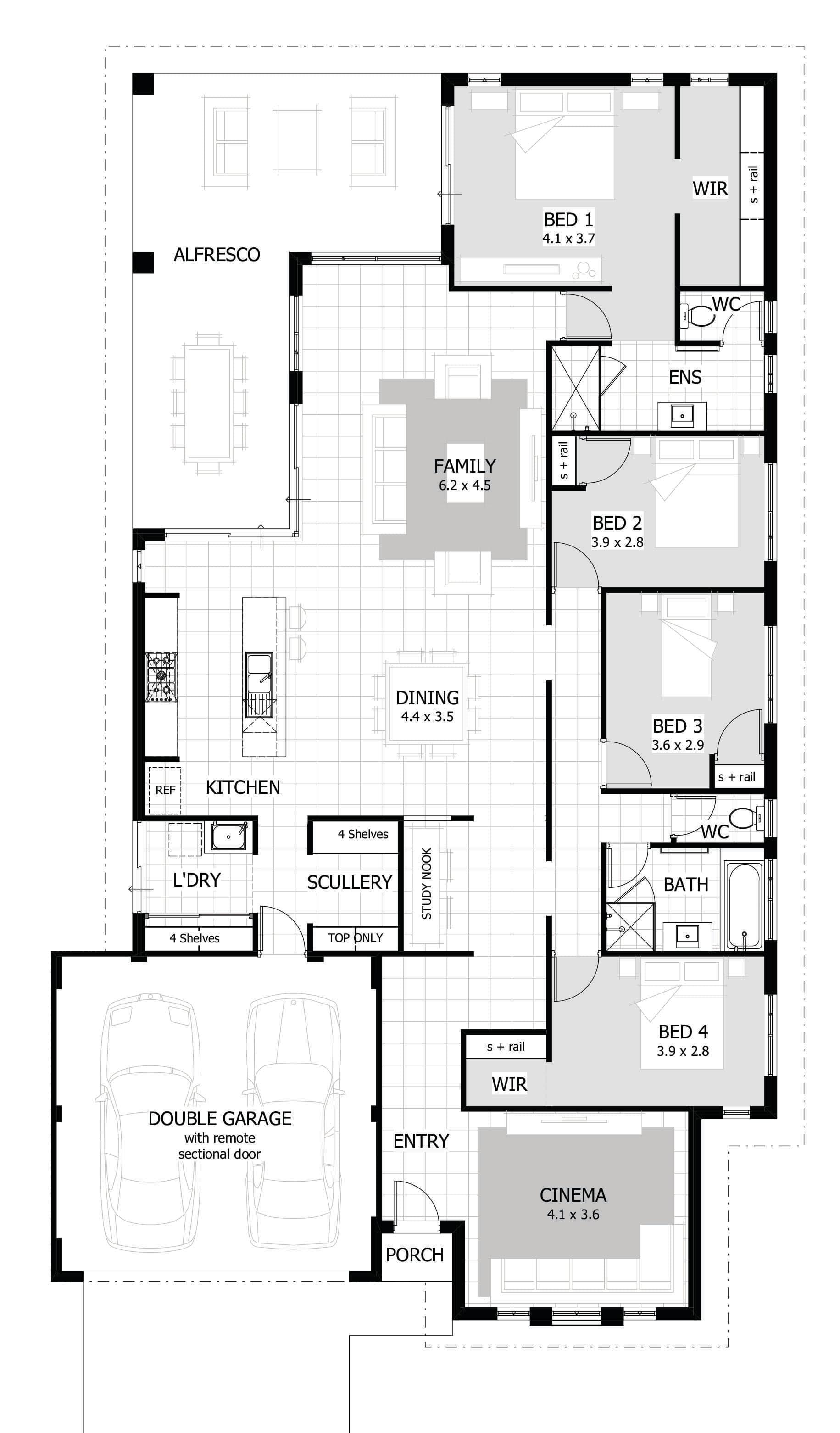 2d Model About Home Design By Awaiskhan150