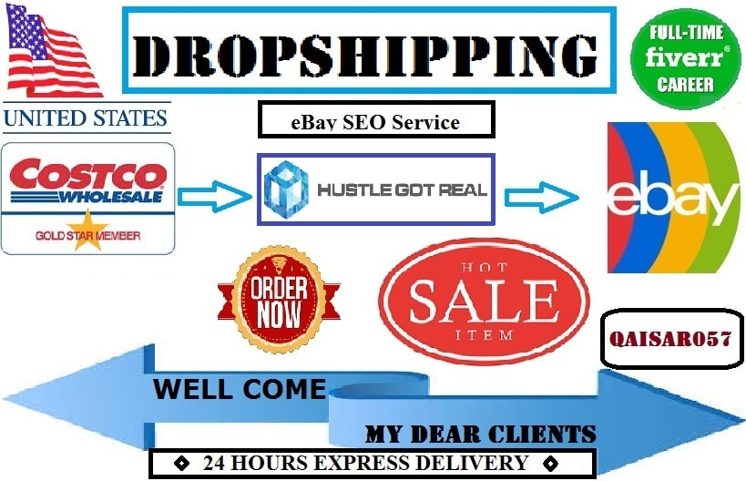 Do Costco To Ebay Dropshipping Via Dsm Tool By Qaisar057