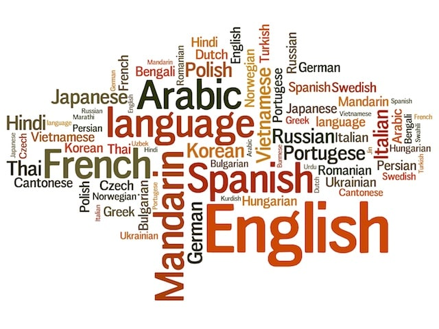 translate spanish, greek and arabic to english