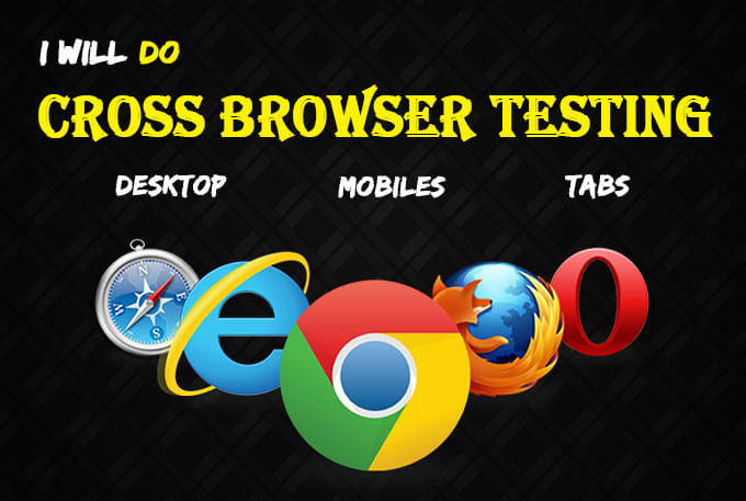 Do Cross Browser Testing Then Debug And Fix All These Issues By Nawazdeveloper