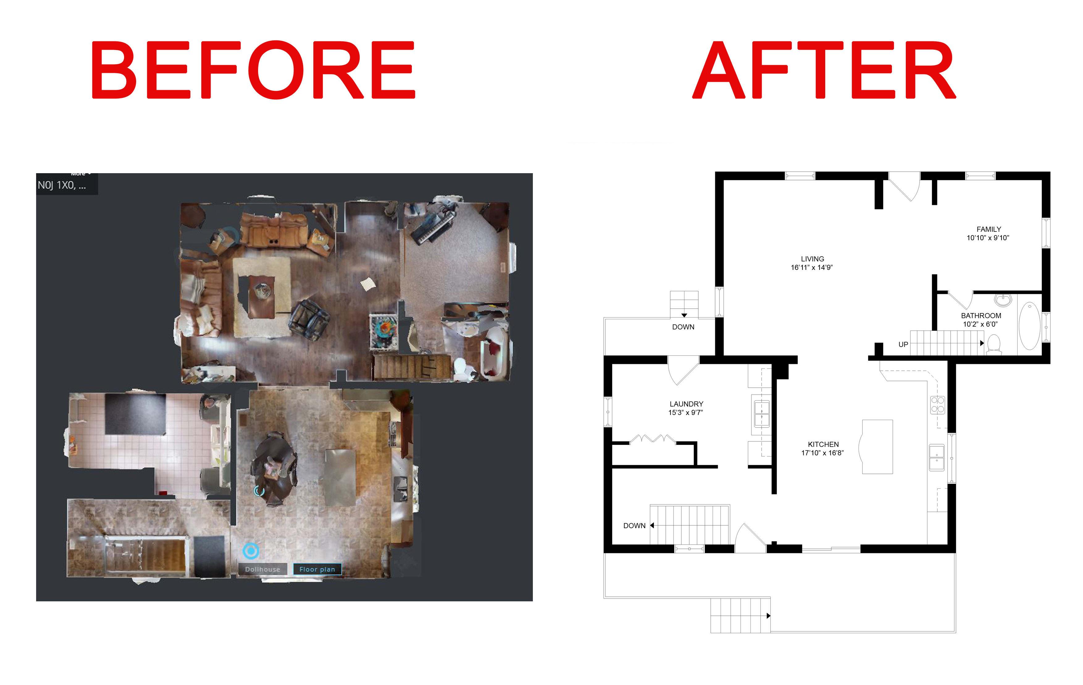 Create Floor Plan By Matterport Link By Studiostar700