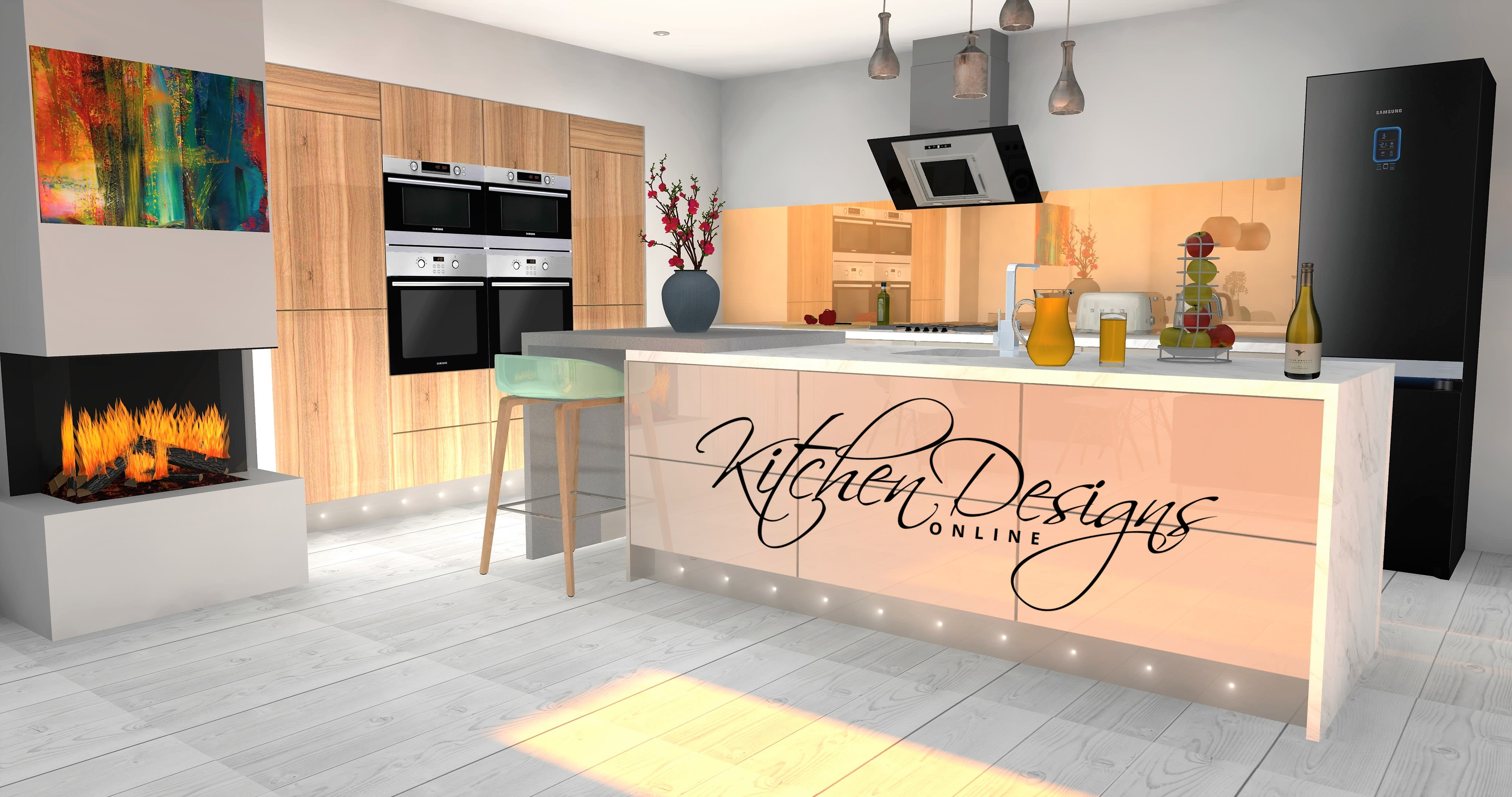 Design you a beautiful 20d kitchen everything you need by ...