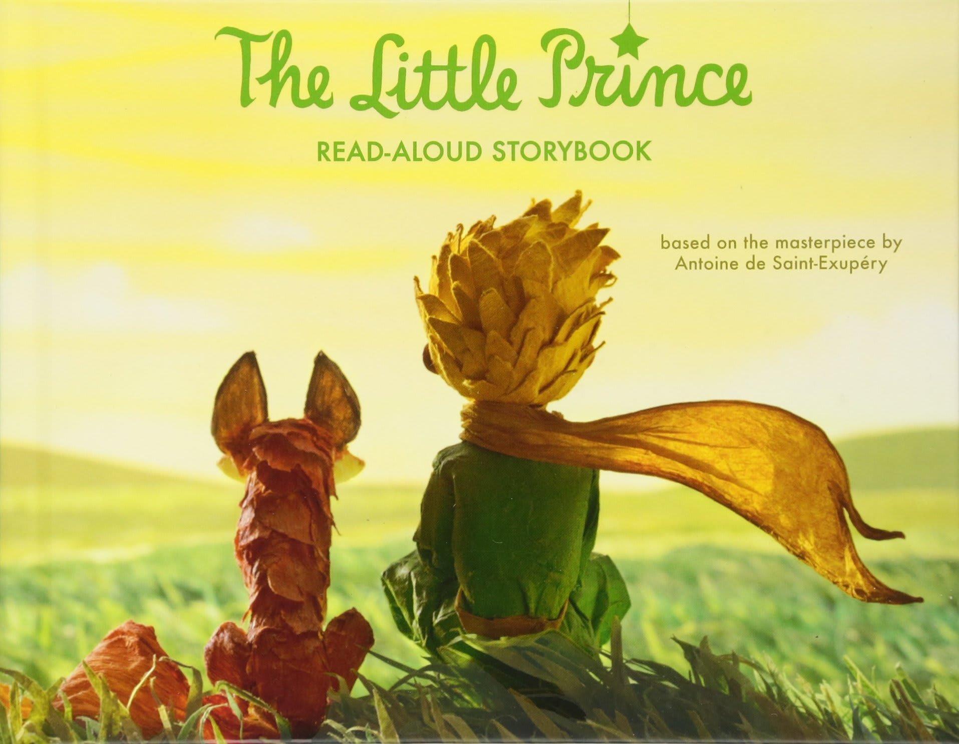 The little prince antoine de saint exupery by Marijun