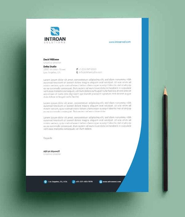 Design A Elegant Creative Cover Letter And Resume By Shawkat Kabir Fiverr