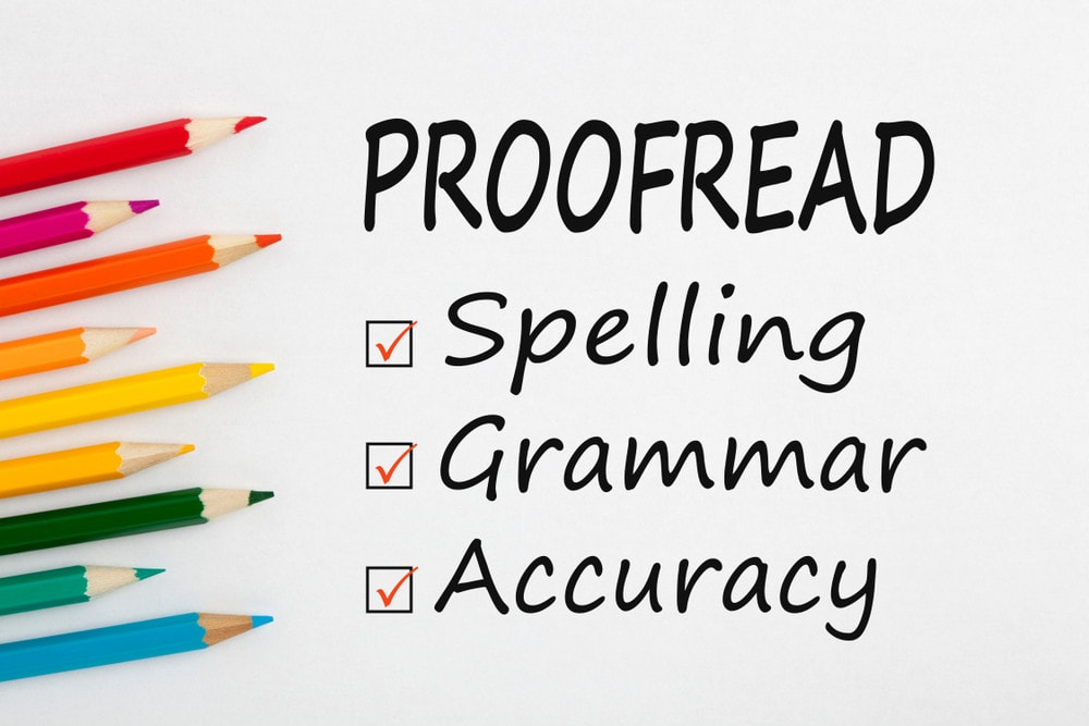 Image result for prices proofreading