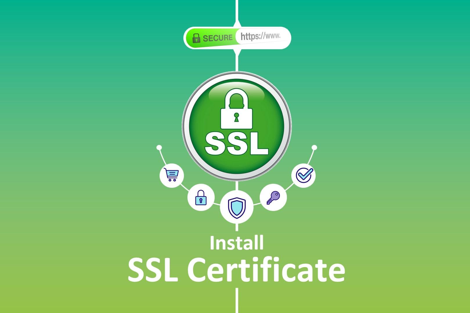 Fix Ssl Certificate Problem By Milindharad