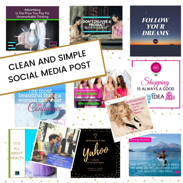 Create Any Social Media Graphic Design By Lauren W