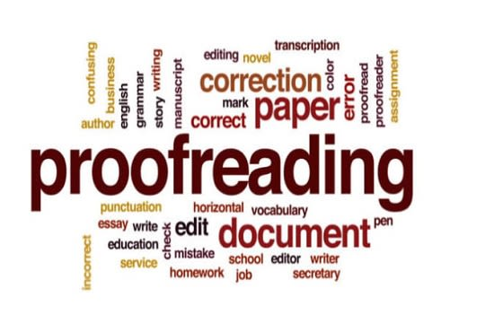 Do professional and quality proofreading, editing, and research of any kind  by Desiree_hoobs | Fiverr