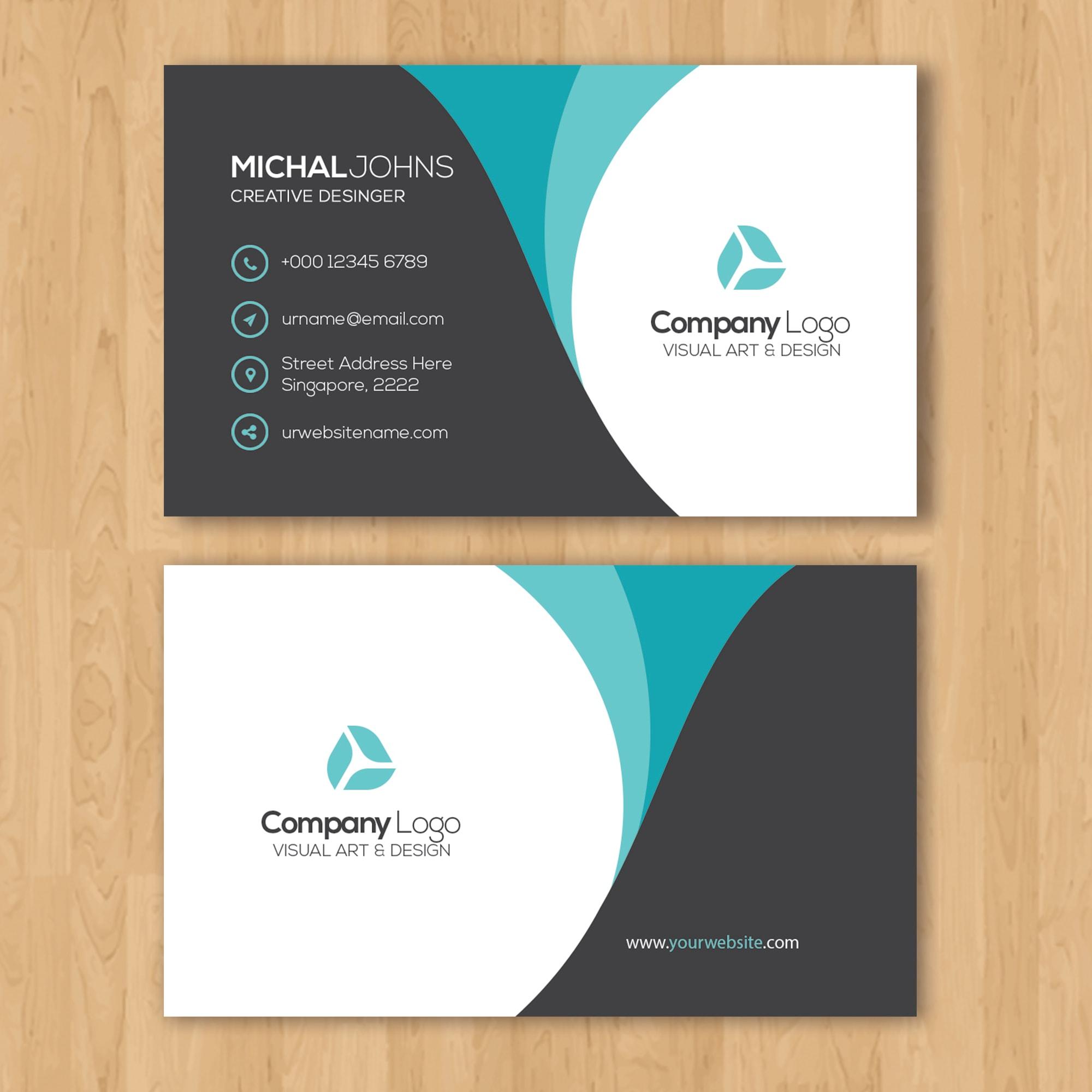 Design Eye Catching Visiting Cardsbrochuresletterheads By Swastipujari