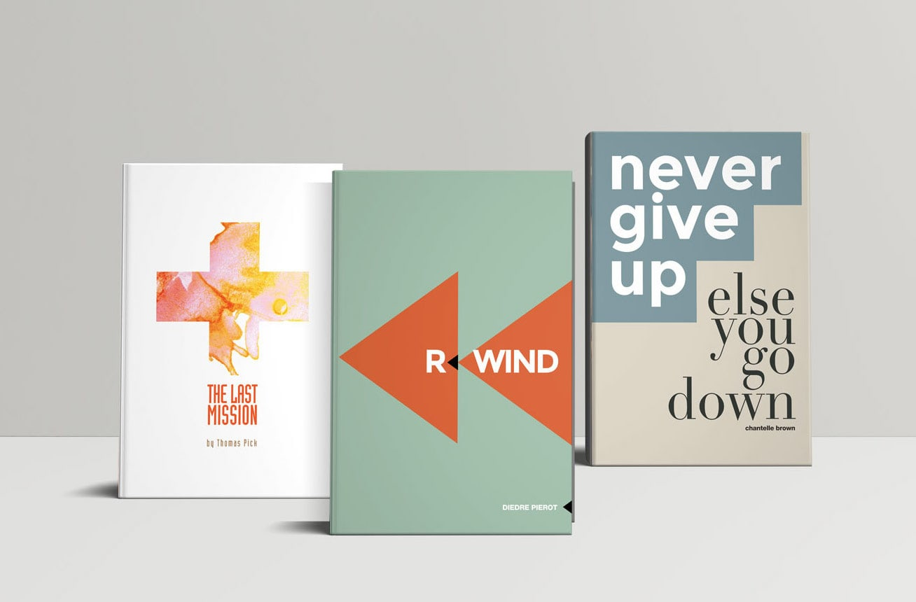 Create Minimalist Book Covers By Ejude2018