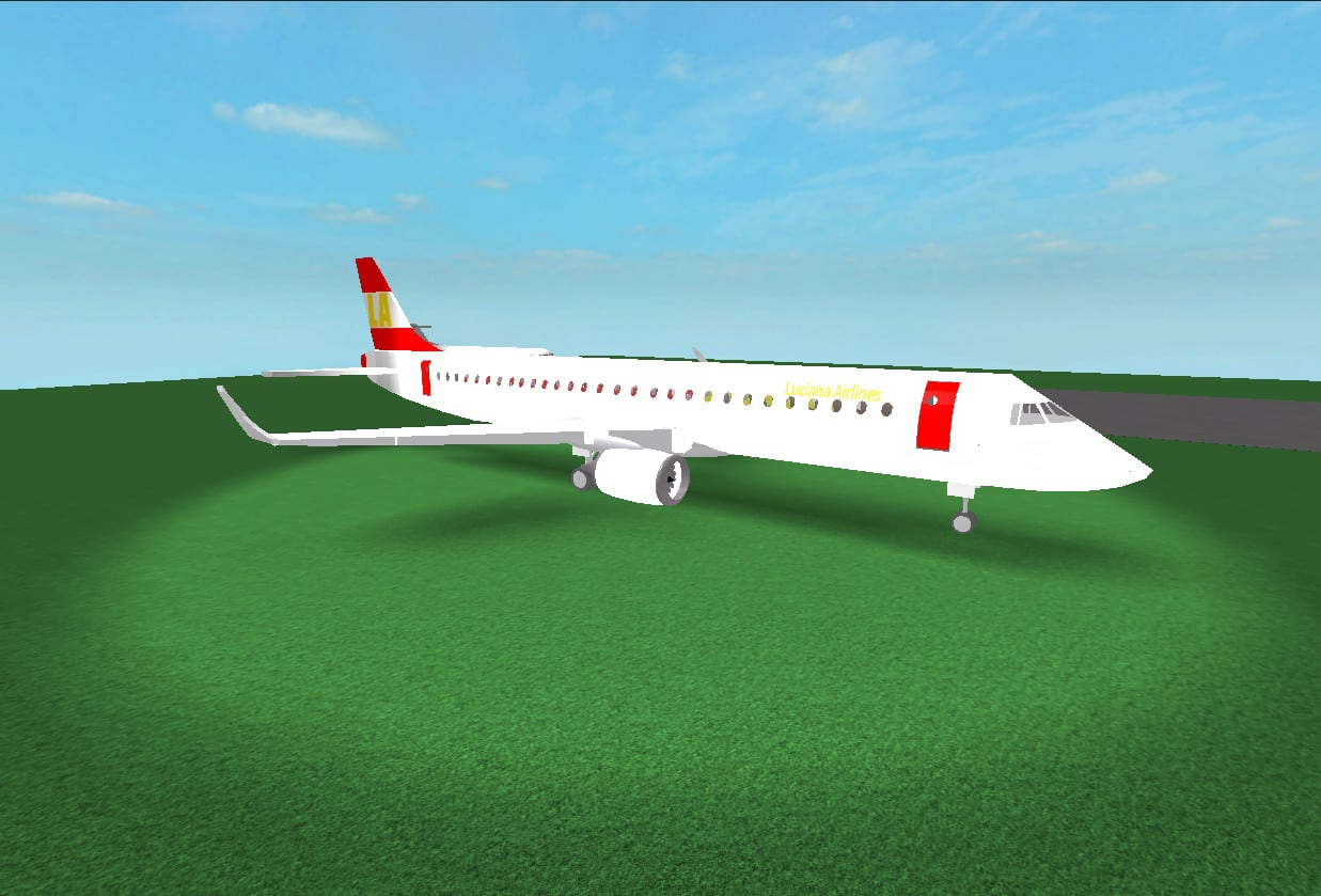 Make A Plane For You On Roblox By Iladoga