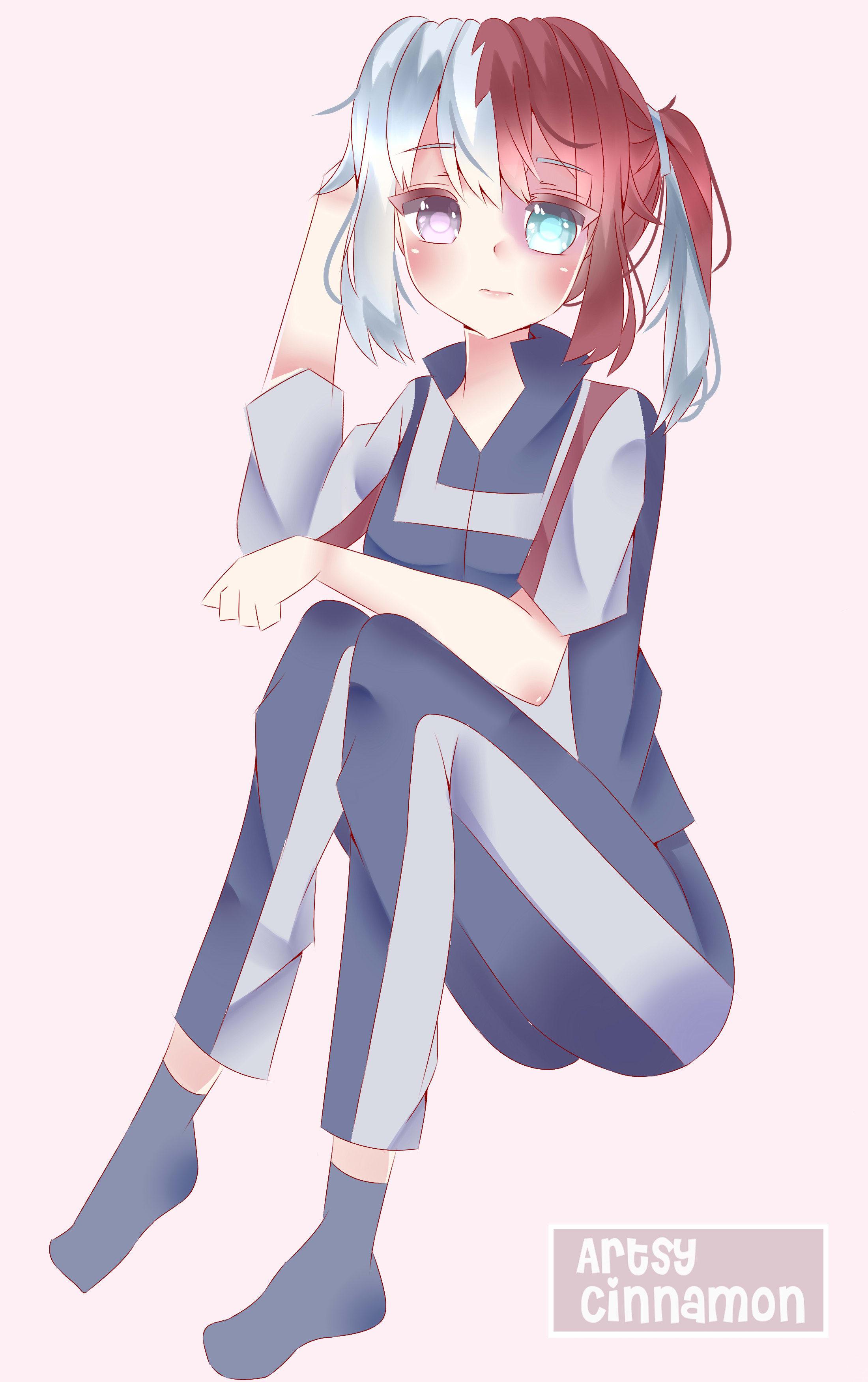 Do anime character full body by Katorihime