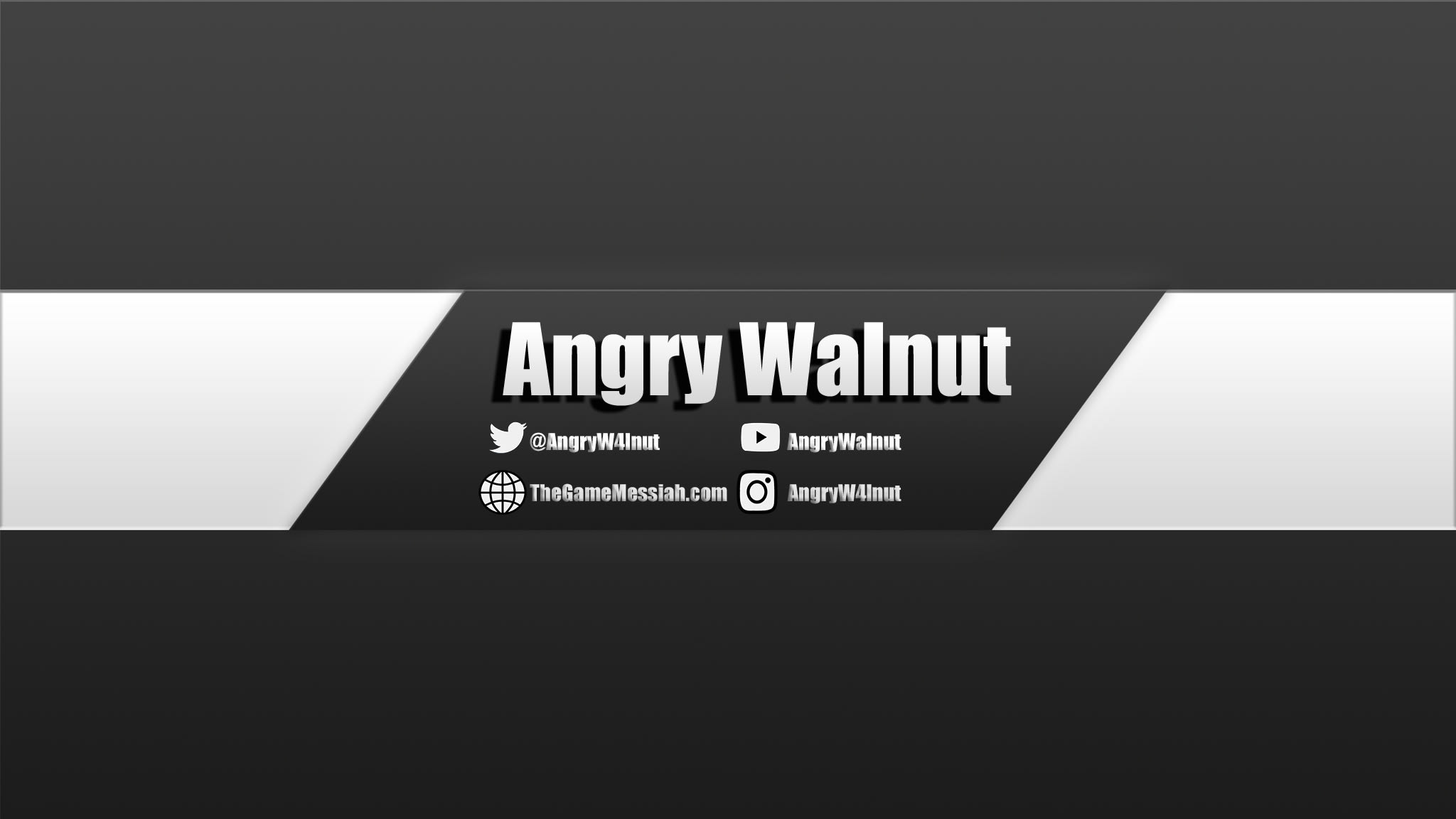 Create A Youtube Or Twitter Or Facebook Banner By Angrywalnut