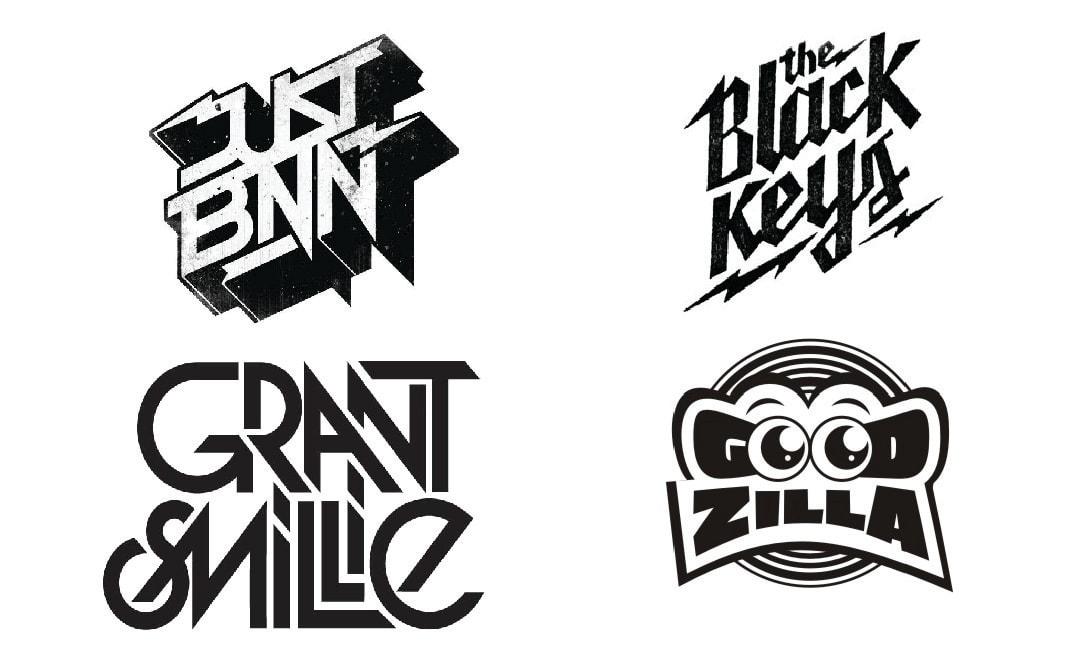Do Dope Dj Music Band Artist Logo Designs By Alphadesigns101