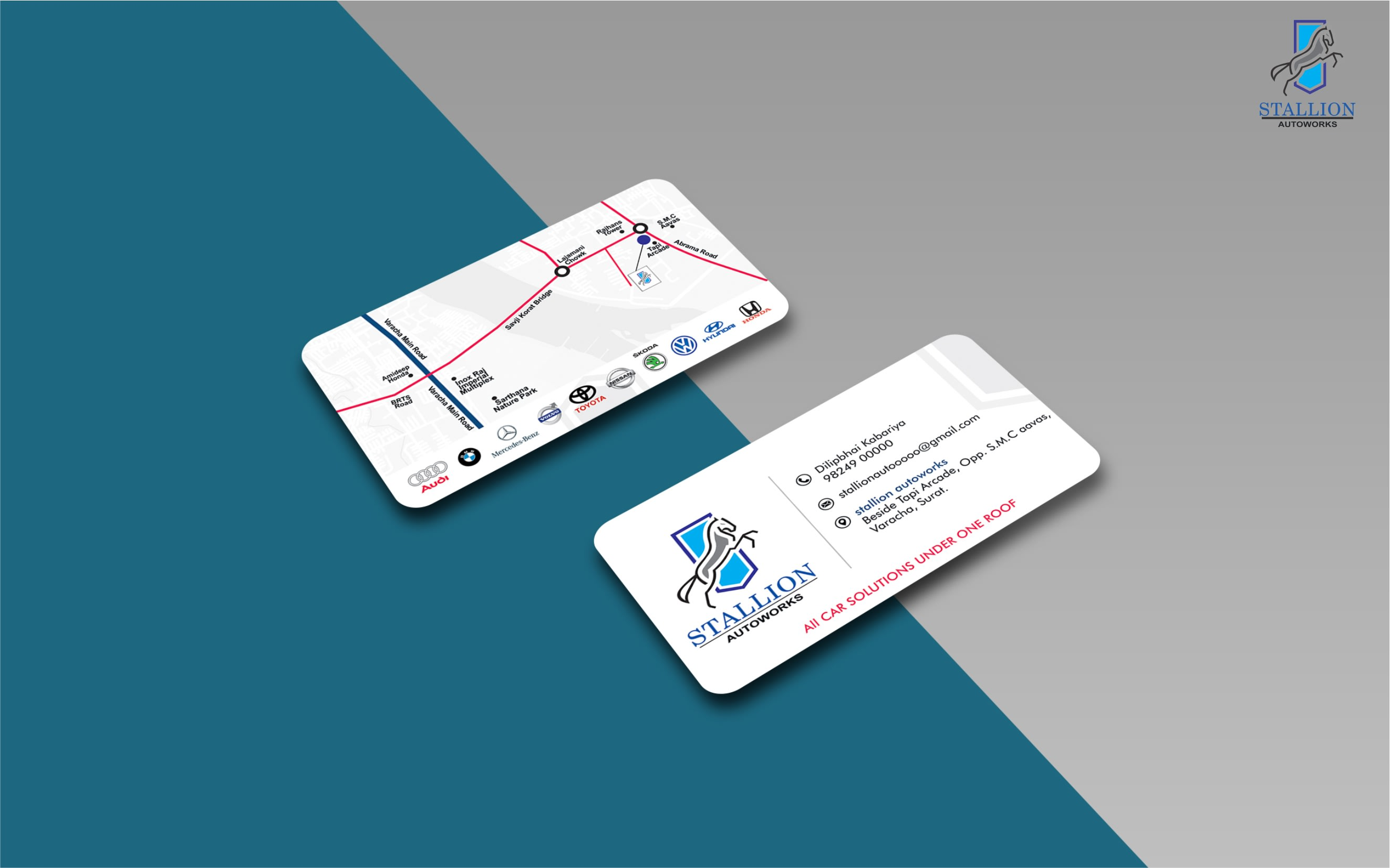 Make A Professional And Creative Business Card By Anantdesign