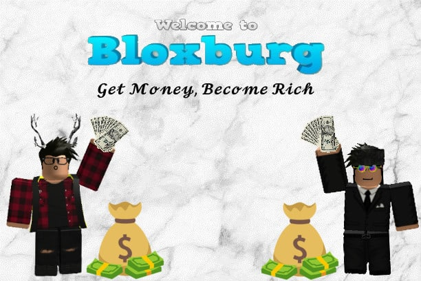 Work For You In Roblox Bloxburg I Will Get You Money By Diamondidk